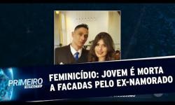 Jovem de 22 anos é morta a facadas pelo ex-namorado na porta de casa; veja o vídeo