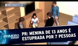 Menina de 13 anos é abusada sexualmente por 7 pessoas na casa de um dos acusados; assista