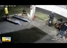 Homem é baleado no olho durante tentativa de homicídio em oficina mecânica; vídeo