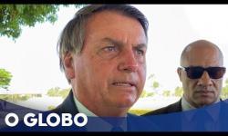"""""""Brasil está quebrado e eu não consigo fazer nada"""", diz Bolsonaro; veja o vídeo"""