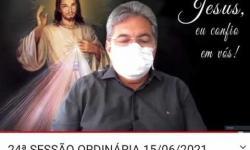 """""""Não aguento mais ouvir sua voz, vá com Deus"""", diz Galdino para Cabo Gilberto em sessão"""