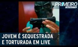 Vídeo: jovem sequestrada é torturada e esfaqueada durante transmissão ao vivo