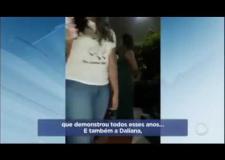 Marido faz festa para anunciar que esposa tem amante; veja o vídeo