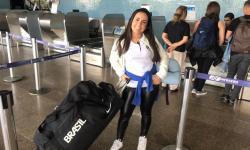 Atleta paraibana disputa o Campeonato Brasileiro de Levantamento de Peso nesta sexta em Curitiba