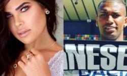 Modelo acusa jogador com passagem pela Seleção Brasileira de não querer registrar filha fora do casamento