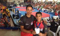 Taekwondo da Paraíba conquista 14 medalhas na Copa do Brasil