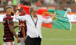 'O Flamengo me abre portas a um grande europeu', avalia Jorge Jesus