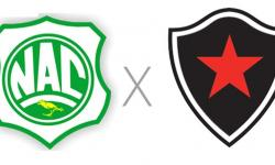 Botafogo vence Nacional de Patos de virada e segue 100%
