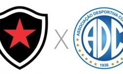VÍDEO: Botafogo empata com Confiança no Almeidão pela Copa do Nordeste