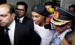 Juiz aceita pedido, e Ronaldinho Gaúcho vai para hotel 4 estrelas no Paraguai