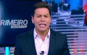 VEJA O VÍDEO: TV suspende apresentador que propôs campo de concentração para pacientes com covid-19