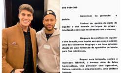 VÍDEO. Após áudio de xingamento vazado, Neymar e parças podem ser presos