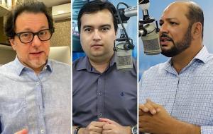 NOVIDADE NO DIAL: Ruy Dantas, Paulo Neto e Fábio Bernardo anunciam estreia na 89 Rádio POP
