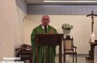 Durante sermão, Padre chama Bolsonaro de 'bandido' e ataca eleitores: 'Peçam perdão'; VEJA VÍDEO
