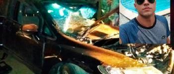 VÍDEO: Acostumado a gravar 'rachas', jovem registra últimos segundos de vida em acidente de carro