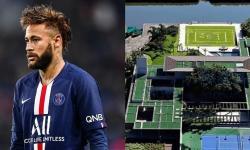 Neymar constrói boate subterrânea em mansão após reclamações de vizinhos