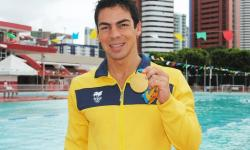 Nadador paraibano anuncia aposentadoria