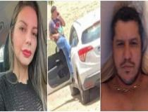 Após sequestro, PM mata namorada com tiro na boca na frente da polícia; vídeo