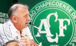 Presidente da Chapecoense morre vítima da covid-19 aos 59 anos