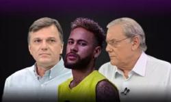 Jornalista detona Réveillon promovido por Neymar: