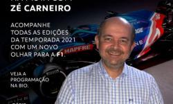 OUÇA: Na pista com Zé - Vem aí mais uma grande prova de F1