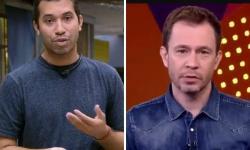 Globo contrata ex-BBB Gil e Tiago Leifert comenta: