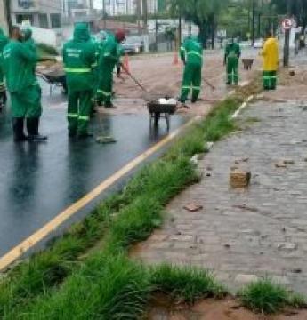 Prefeitura de JP reforça monitoramento, acolhe famílias e realiza ações para reduzir os danos causados pela chuva