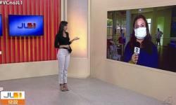 Vídeo! Repórter da Globo pede demissão ao vivo e deixa âncora sem reação