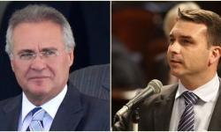 Renan Calheiros e Flávio Bolsonaro apelam para jogadores da seleção: um pede que não participem da Copa América e o outro vai no sentido contrário