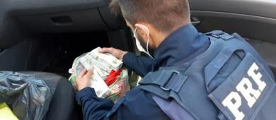 NOTAS DE R$ 200: Homem é preso com meio milhão de reais em cédulas falsas