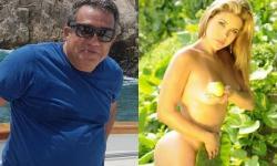 Pai de Anitta e Mulher fruta trocam flertes nas redes sociais