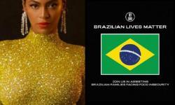Projeto social de Beyoncé anuncia campanha contra a fome no Brasil