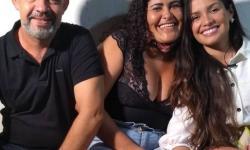 Juliette desembarca na Paraíba após seis meses longe de casa