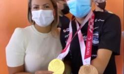 Deputada Dra. Jane participa de solenidade de homenagem aos atletas paralímpicos paraibanos