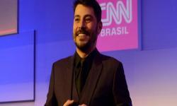 'Me chutaram pela porta dos fundos', desabafa Evaristo Costa sobre demissão da CNN