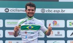 Paraibano é campeão brasileiro de ciclismo