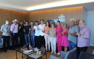 Republicanos realiza reunião visando as eleições de 2022 na Paraíba