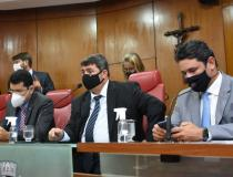 Presidente da CMJP, Dinho recebe Voto de Aplauso unânime pela eleição para o Conalec