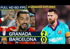 VÍDEO: Barcelona passa vexame e perde para clube recém promovido pra série A