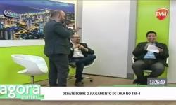 Na TV MASTER: Advogado abandona programa ao vivo durante debate sobre a ditadura militar; assista