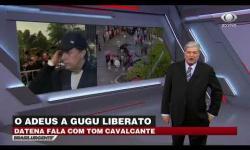 ASSISTA: Tom Cavalcante fala sobre quando viu Gugu pela primeira vez