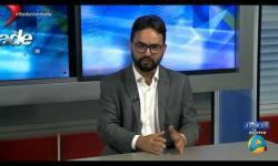 ASSISTA - No Rede Verdade, Tibério Limeira alfineta Ricardo Coutinho: 'o discurso não pode ser diferente da prática'