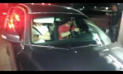 VÍDEO: Ricardo Coutinho deixa Penitenciária Média de Mangabeira sem falar com militantes