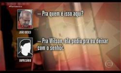 ASSISTA: Fantástico revela áudios e vídeos gravados pela PF durante operação que envolve o deputado Wilson Santiago