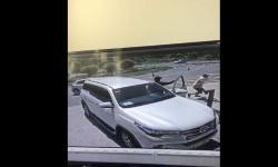 ASSISTA: Câmera de segurança mostra momento em que Levi Borges é assassinado