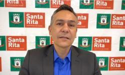 VÍDEO: Prefeito de Santa Rita, Emerson Panta anuncia antecipação no pagamento dos servidores