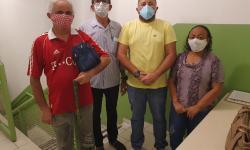 VÍDEO: Presidente da Comissão de Saúde da Câmara realiza vistoria no Laboratório Municipal e constata descaso da gestão Berg Lima
