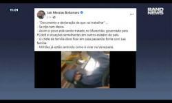 VÍDEO: Jair Bolsonaro critica isolamento no Maranhão