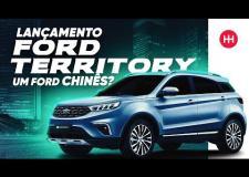 VÍDEO - NOVO FORD TERRITORY 2021: Vai detonar o Jeep Compass e Tiguan?