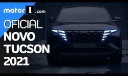 ASSISTA: Novo Hyundai Tucson 2021: imagens oficiais mostram visual e interior futurista